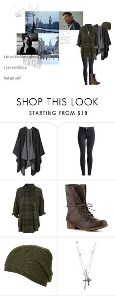 """""""It's been a long time brother"""" by eloise-monique-dufour on Polyvore featuring Joules, Madden Girl, Anna Field, Lucky Brand and Looking Glass"""