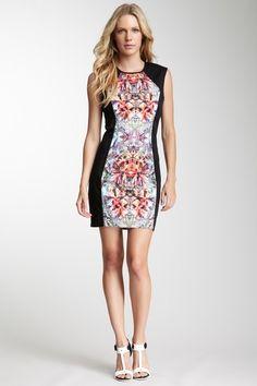 Bardot Mirrored Floral Dress by Bardot & Jarlo on @HauteLook