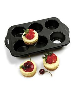 WANT LOVE LOVE LOVE LOVE WANT! YES!YES!YES!YES!YES!YES!YES!YES! Love this Small Cheesecake Pan by Norpro on #zulily! #zulilyfinds
