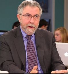Krugman: It's Now 'Possible To Replace People With Machines'