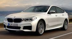 BMW 6-Series GT Receives A New Entry-Level Diesel Engine #news #BMW