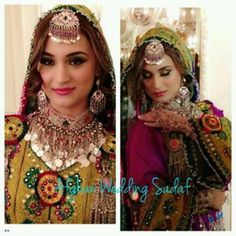Instagram media by afghanweddingss - Beautiful Afghan bride