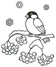 37 ideas for craft for kids winter coloring pages Christmas Makes, Christmas Colors, Christmas Crafts, Colouring Pages, Coloring Pages For Kids, Coloring Books, Art Quilling, Quilling Patterns, Vogel Illustration