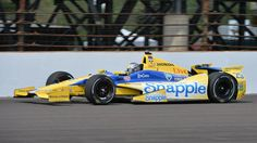 Have a great run today @MarcoAndretti! Bring home the checkered flag. #Indy500 Photo: Dave Heithaus