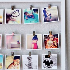 Pinterest: 5 DIY photo ideas/ 5 DIY nápadů s fotografiemi — POPout blog