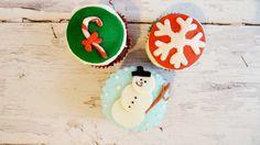 świąteczne muffiny w moim wykonaniu