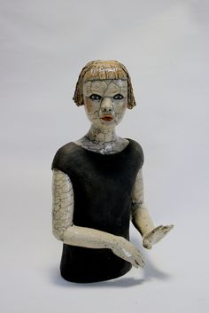 ☥ Figurative Ceramics Fascination ☥  Mélanie Bourget   Flickr