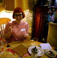 Wardrobe Conversations: Edinburgh Etsy Craft Party #EETCraft