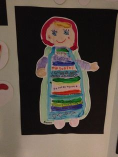 Baboushka Doll painting