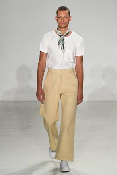 Palmers du Mal Spring-Summer 2017 New York Fashion Week Men's