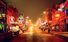Memphis, Tennessee: Memphis has always been known for blues and barbecue, but it's also the South's hottest new city for many reasons—the incredible green spaces, the great restaurant scene, and the must-see National Civil Rights Museum.