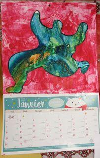 """Les travaux de maternelle et autres niveaux...: """"nanas"""" inspirées de Niki de Saint-Phalle -en cours-"""