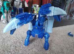 Legends Series LG26 Scourge Has An Official Two-Headed Dragon Mode