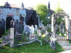 21 décorations de maisons pour Halloween exceptionnelles  2Tout2Rien