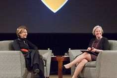 Princeton President Shirley M. Tilghman & prof Anne-Marie Slaughter  discuss the next wave of women's leadership. http://www.princeton.edu/main/news/archive/S36/18/89A92/index.xml?section=topstories