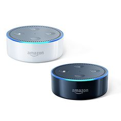 Using the same voice recognition and voice control features of the Amazon Echo but in a slim, low profile design, the Echo Dot (2nd Generation) can control smart home devices, stream audio from a smartphone, and bring the Alexa Voice Service to any room.