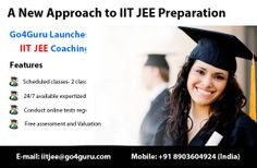 A New Approach to IIT Jee Preparation