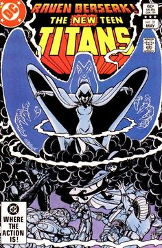 New Teen Titans Vol 1 31 (George Perez)