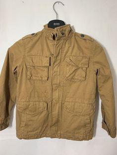 af657d2d88 Children s Place Boys Jacket Size M 7-8 Beige Color With Zipper   TheChildrensPlace