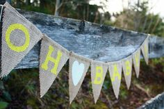 Baby Shower Banner -  Sign - Oh Baby -  Etsy.