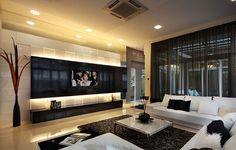 Awesome Minimalist Living Room Design Ideas16