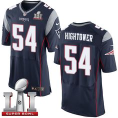 e13db82ed20 54 Mens Donta Hightower Red Mens New England Patriots Jonathan Freeny Navy  Blue Team Color Stitched NFL Nike Elite Jersey ...