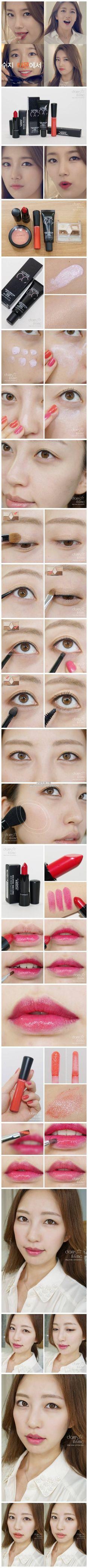 Korean make up | ⭐️⭐ #JoinNerium #DebbieKrug #NeriumKorea ️ www.AsianSkincare.Rocks