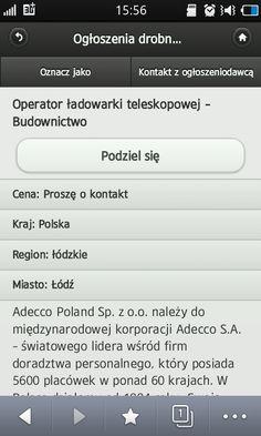 Polska wersja mobilna osclass