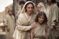 The Young Messiah - Mary and Jesus