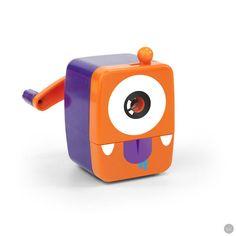Mini Monsters Sharpeners - Orange