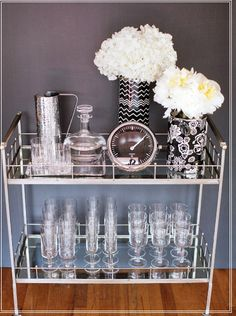 the perfect home bar