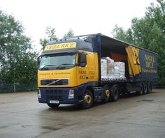 Nigel rice transport - volvo - truck - 1