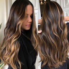 "1,062 curtidas, 9 comentários - ✨BALAYAGE & BEAUTIFUL HAIR (@bestofbalayage) no Instagram: ""F A L L V I B E S By @gilsonbitencourt #bestofbalayage #showmethebalayage"""