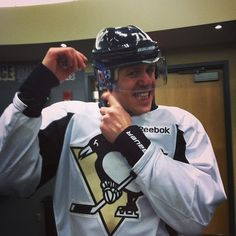 Welcome home, Geno!