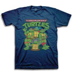 4a93752ee Ninja Turtles Group shot Men s Short Sleeve T-shirt