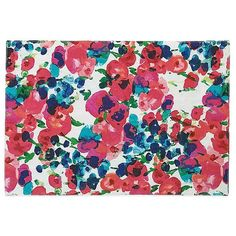 kate spade new york Rosa Terrace Placemat | Bed Bath & Beyond Ipad Wallpaper Kate Spade, Ipad Wallpaper Quotes, New York Post, Spring Day, Try It Free, Terrace, Placemat, Kids Rugs, Cold