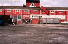 Belle Vue's Speedway Stadium, home of the ACES 1980, Manchester