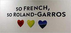 Roland-Garros! ♥