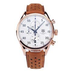 Механические часы Tag Heuer CARRERA 1887 SPACEX в подарочной коробке