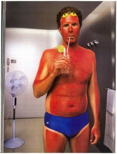 """3 Sunburn Itch Relief  Remedies If you've ever had the """"hells itch"""" it's NOT fun. Here's what I've found to be helpful.  LINK: http://www.fusiontrained.com/3-sunburn-itch-relief-remedies   #FunnyButNotFunny #HellsItch #itchrelief #Sunburnremedy #sunburn #lol"""