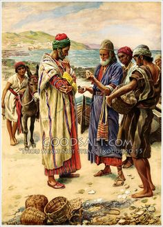 Kingdom Of Heaven, The Kingdom Of God, Religious Images, Religious Art, The Crown Series, Parables Of Jesus, Bible Illustrations, Jesus Painting, Scripture Pictures