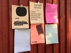 Conceptual posters go countryside in Finland! Finland, Ministry, Countryside, Encouragement, Typography, Posters, Letterpress, Letterpress Printing, Poster