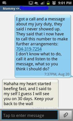 why you calling my boyfriend prank call