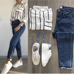 Clothes i want Casual Work Outfits, Chic Outfits, Fall Outfits, Summer Outfits, Hijab Fashion, Fashion Dresses, Style Fashion, Mein Style, Looks Plus Size