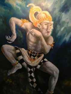 Lord Hanuman in TANTRIK description