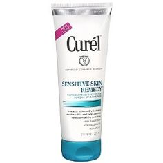 I'm learning all about Curel Sensitive Skin Remedy at @Influenster!