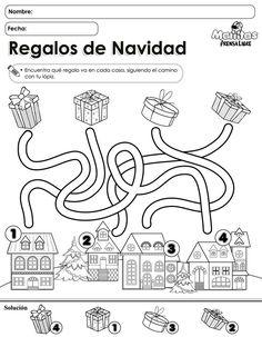 Christmas Maze, Christmas Colors, Christmas Crafts, Xmas, Montessori Art, Carpentry Skills, Christmas Activities For Kids, Saint Nicholas, Kids And Parenting