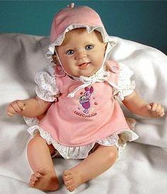 Ashton Drake Dolls | Piglet - Baby Penny - 2006 Ashton Drake Dolls