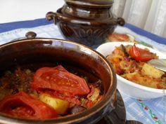 Первоначальный рецепт этого грузинского блюда включает в себя баранину или свинину например. Я же предлагаю попробовать приготовить чанахи без использования мяса получается невероя...