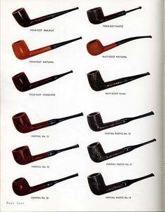 Sasieni vintage catalog